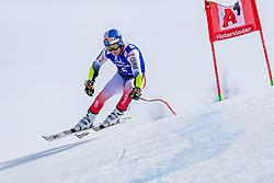 29.02.2020, Hannes Trinkl Weltcupstrecke, Hinterstoder, AUT, FIS Weltcup Ski Alpin, Super G, Herren, im Bild Alexis Pinturault (FRA) // Alexis Pinturault of France in action during his run for the men's SuperG of FIS ski alpine world cup at the Hannes Trinkl Weltcupstrecke in Hinterstoder, Austria on 2020/02/29. EXPA Pictures © 2020, PhotoCredit: EXPA/ Johann Groder
