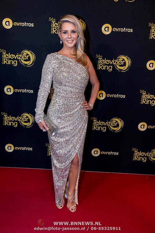 NLD/Amsterdam/20191009 - Uitreiking Gouden Televizier Ring Gala 2019, Chantal Janzen