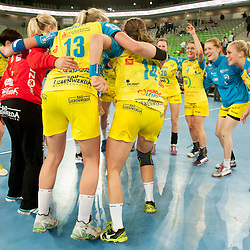 20141121: SLO, Handball - EHF Women's Champions League, RK Krim Mercator vs  HC Leipzig