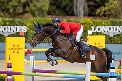 Fuchs Martin, SUI, The Sinner<br /> Longines FEI Jumping Nations Cup Final<br /> Barcelona 2021<br /> © Hippo Foto - Dirk Caremans<br />  01/10/2021