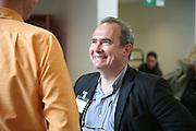 Thomas H¿egh and Larry McDonald, Arts Alliance CEOs Summit. Tanaka Business School. Imperial College, London. 17 April 2007.  -DO NOT ARCHIVE-© Copyright Photograph by Dafydd Jones. 248 Clapham Rd. London SW9 0PZ. Tel 0207 820 0771. www.dafjones.com.