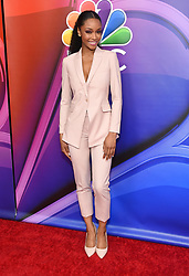 February 20, 2019 - Hollywood, California, U.S. - Yaya DaCosta on the carpet at the NBCUniversal Mid Season Press Junket at Universal Studios. (Credit Image: © Lisa O'Connor/ZUMA Wire)