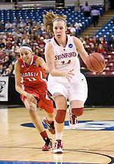 20100327 - Georgia vs Stanford (NCAA Women's Basketball)