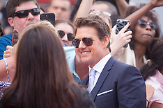 Mission Impossible - Fall out World Premiere in Paris 12 July 2018