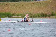 Race: 101  Women's Lightweight Single Sculls - Final<br /> <br /> The Metropolitan Regatta 2019<br /> Sunday<br /> <br /> To purchase this photo, or to see pricing information for Prints and Downloads, click the blue 'Add to Cart' button at the top-right of the page.