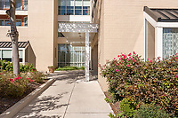 Architectural  image of the Canopy at Allendale Apts in Baltimore Maryland by Jeffrey Sauers of Commercial Photographics, Architectural Photo Artistry in Washington DC, Virginia to Florida and PA to New England