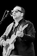 Elvis Costello, V2002, Hylands Park, Chelmsford, Essex, Britain - 17 August 2002