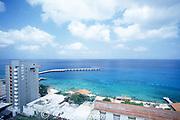 La Ceiba Hotel, Cozumel, Mexico ( Caribbean Sea / Western Atlantic Ocean )