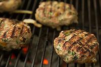 Turkey Burgers by Marisa Rosemellia