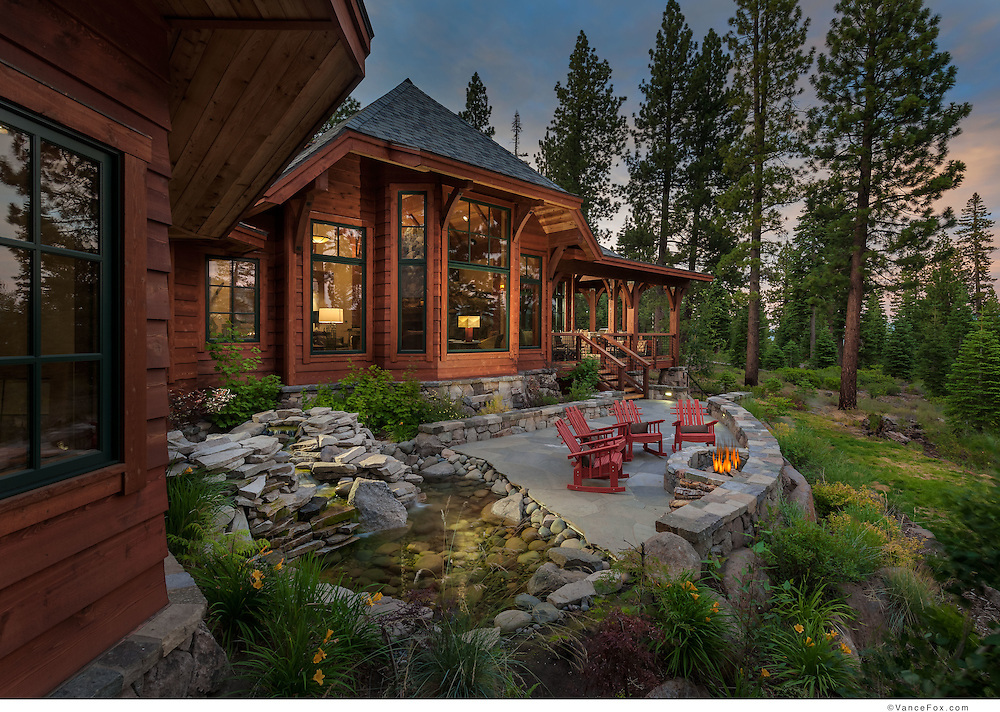 Martis Camp Residence for Ward YOung Architects and Loverde Builders