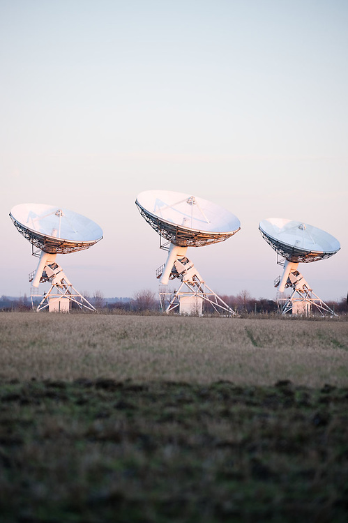 Ryle Telescope at the Mullard Radio Astronomy Observatory