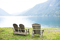 Lake Crescent Lodge, Olympic National Park, WA