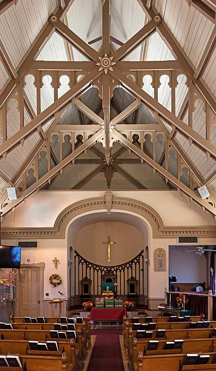 Tremont Congregational Church, Tremont, Maine
