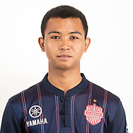 THAILAND - JUNE 26: Thirapak Prueangna #64 of Buriram United on June 26, 2019.<br /> .<br /> .<br /> .<br /> (Photo by: Naratip Golf Srisupab/SEALs Sports Images/MB Media Solutions)