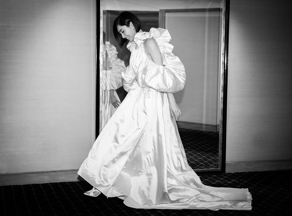 Nancy Wu for HKFA 2019.<br /> Photo by Moses Ng/ Kavod Media 2019