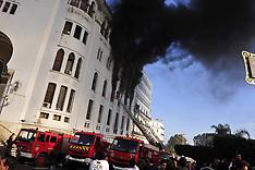 DEC 19 2012 Grande Poste Fire