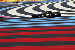 June 22, 2018 - Le Castellet, France - Motorsports: FIA Formula One World Championship 2018, Grand Prix of France, ..#55 Carlos Sainz jr. (ESP, Renault Sport Formula One Team) (Credit Image: © Hoch Zwei via ZUMA Wire)