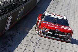 April 13, 2018 - Bristol, Tennessee, United States of America - April 13, 2018 - Bristol, Tennessee, USA: Ryan Reed (16) brings his car down the backstretch during final practice for the Fitzgerald Glider Kits 300 at Bristol Motor Speedway in Bristol, Tennessee. (Credit Image: © Chris Owens Asp Inc/ASP via ZUMA Wire)