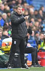 Birmingham City's Manager Steve Cotterill