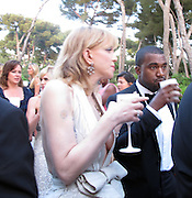 Courtney Love and Kanye West..2011 amfAR's Cinema Against AIDS Gala Inside..2011 Cannes Film Festival..Hotel Du Cap..Cap D'Antibes, France..Thursday, May 19, 2011..Photo By CelebrityVibe.com..To license this image please call (212) 410 5354; or.Email: CelebrityVibe@gmail.com ;.website: www.CelebrityVibe.com.**EXCLUSIVE**