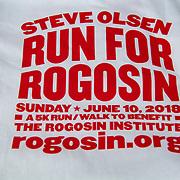 Run For Rogosin 6/10/18