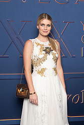 Lady Kitty Spencer arriving for the Bulgari XX 20th anniversary party in Rome