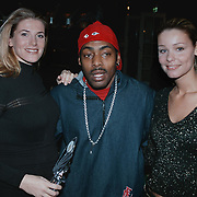 Danielle Overgaag TV babe 2000 zwanger, Coolio en Froukje de Both