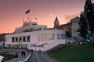 San Francisco National Maritime Historic Museum, Aquatic Park, San Francisco, California