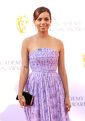 Georgina Campbell attending the Virgin TV British Academy Television Awards 2018 held at the Royal Festival Hall, Southbank Centre, London. PRESS ASSOCIATION Photo. Picture date: Sunday May 13, 2018. See PA story SHOWBIZ Bafta. Photo credit should read: Isabel Infantes/PA Wire