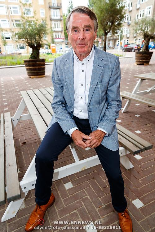 NLD/Amsterdam/20180614 - Doop rondvaartboot Jan Janssen, Hennie Kuiper