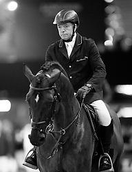 Whitaker John, (GBR), Argento<br /> Laiterie de Montaigu Trophy<br /> Longines Masters Paris 2016<br /> © Hippo Foto - Cara Grimshaw