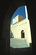 The old fort of Nizwa,Oman,Arab Penninsula