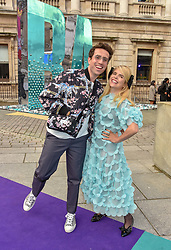 Nick Grimshaw and Paloma Faith at The Royal Academy of Arts Summer Exhibition Preview Party 2019, Burlington House, Piccadilly, London England. 04 June 2019.