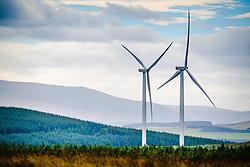 Wind Turbines in South Lanarkshire, Scotland<br /> <br /> (c) Andrew Wilson   Edinburgh Elite media