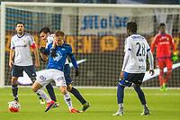 Fotball , 30 Oktober 2016 , Tippeligaen , Eliteserien , Molde - Stabæk , Nicholas Holland Grossman , Sander Svendsen<br /> <br /> Foto: Marius Simensen, Digitalsport
