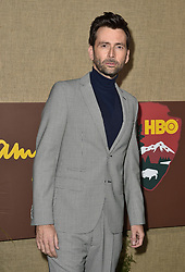 David Tennant attends HBO's Los Angeles premiere of Camping at Paramount Studios on October 10, 2018 in Los Angeles, CA, USA. Photo by Lionel Hahn/ABACAPRESS.COM