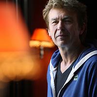 Nederland, Amsterdam , 28 mei 2013.<br /> Derk Bolt, televisiepresentator van het programma Spoorloos van de KRO.<br /> Foto:Jean-Pierre Jans
