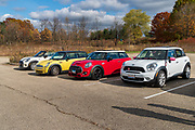 Chicago Mini Motoring Club Rally