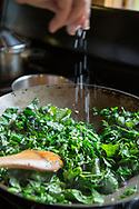 Cooking by macrobiotic master chef Mayumi Nishimura.<br /> <br /> Photographer: Christina Sjogren<br /> Copyright 2019, All Rights Reserved