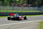 September 10-12, 2010: Italian Grand Prix. Lewis Hamilton