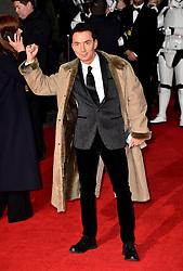 Bruno Tonioli attending the european premiere of Star Wars: The Last Jedi held at The Royal Albert Hall, London.