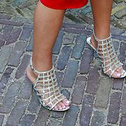 NLD/Amsterdam/20110525 - Presentatie The Luery List #1, schoenen van Prinses Inge
