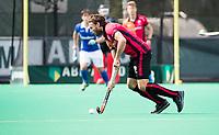 ROTTERDAM -  Bob de Voogd (Oranje-Rood)  tijdens de wedstrijd om de derde plaats tegen Oranje Rood bij de ABN AMRO cup. COPYRIGHT KOEN SUYK