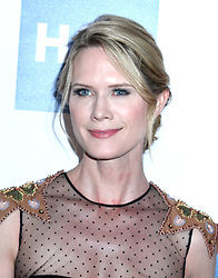 Stephanie March at the Hospital for Special Surgery (HSS) 35th Annual Tribute Dinner held at the Museum of Natural History on June 4, 2018 in New York, NY. 04 Jun 2018 Pictured: Stephanie March. Photo credit: Steven Bergman / AFF-USA.COM / MEGA TheMegaAgency.com +1 888 505 6342