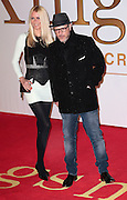 "Jan 14, 2015 - ""Kingsman: The Secret Service"" - World Premiere - Red Carpet Arrivals at Odeon,  Leicester Square, London<br /> <br /> Pictured: Claudia Schiffer and director Matthew Vaughn<br /> ©Exclusivepix Media"