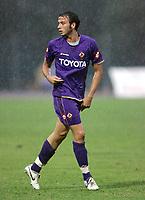 """Giampaolo Pazzini (Fiorentina)<br /> Friendly Match <br /> 08 Aug 2007 <br /> Fiorentina-Primavera (5-0)<br /> """"Comunale"""" Stadium-San Piero a Sieve-Italy<br /> Photographer Luca Pagliaricci INSIDE"""