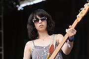 Yuck by Mara Robinson<br /> Pitchfork Music Festival (Union Park; Chicago, IL) Sunday 07.17.2011