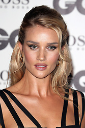 GQ Men of The Year Awards at Tate Modern in London, UK. 05 Sep 2018 Pictured: Rosie Huntington-Whiteley. Photo credit: Fred Duval/MEGA TheMegaAgency.com +1 888 505 6342