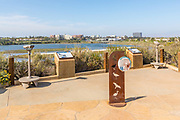 Irvine Skyline Seen From Vista Point Lookout