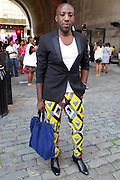 13 September-Brooklyn, New York:  Recording Artist Abiah attends the Essence Street Style Block Party held at The Dumbo Archway Under the Manhattan Bridge on September 13, 2015 in the DUMBO section of Brooklyn, New York.   (Photo by Terrence Jennings/terrencejennings.com)